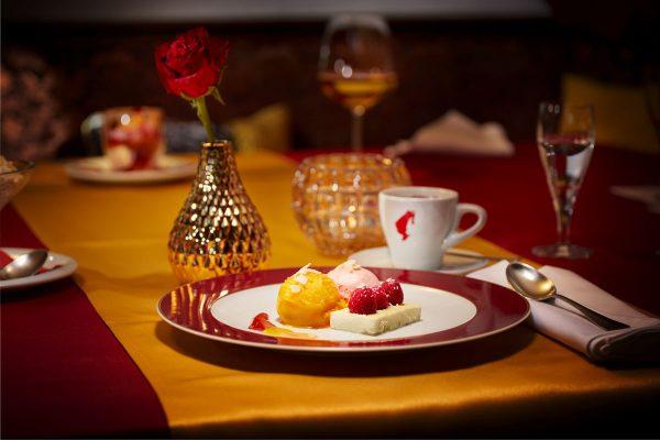 Taj Mahal Restaurant Nachspeise