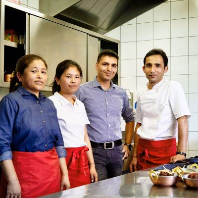 Taj Mahal Restaurant Team