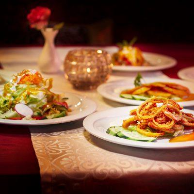 Taj Mahal Restaurant Vorspeise
